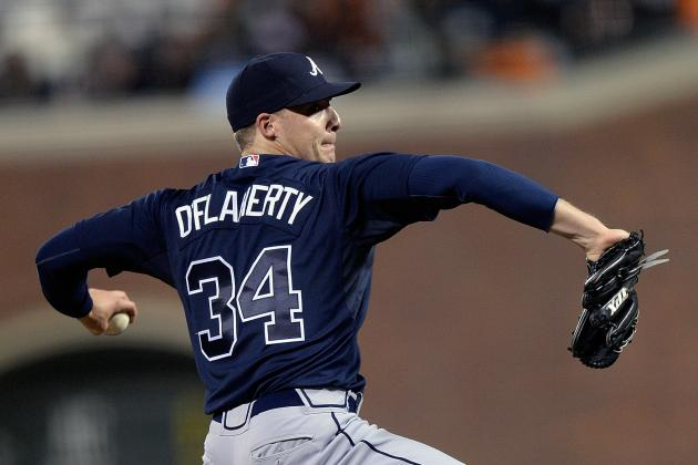 Eric O'Flaherty to Braves: Latest Trade Details, Comments and Reaction