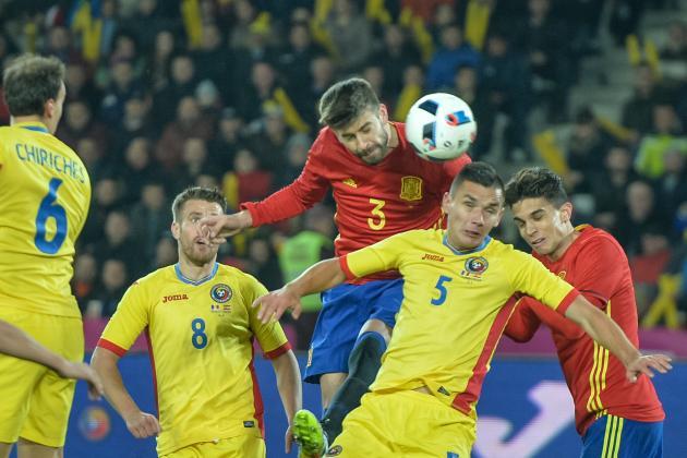 Romania vs. Spain: Score, Reaction from 2016 International Friendly