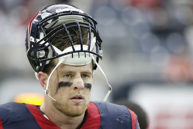Lawrence Taylor Comments on J.J. Watt's Place in NFL History