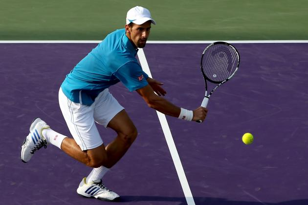 Miami Open Masters 2016 Results: Scores, Bracket and Schedule After Sunday