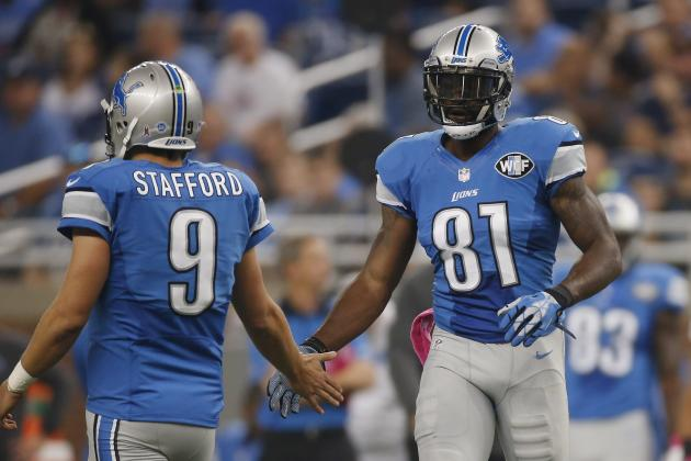 Matthew Stafford Comments on Calvin Johnson's Decision to Retire