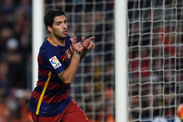Liverpool Transfer News: Luis Suarez's Alleged Barcelona Contract Details Leaked