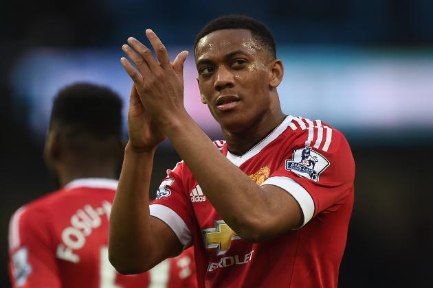 Manchester United Transfer News: Anthony Martial Comments on PSG Rumours, More