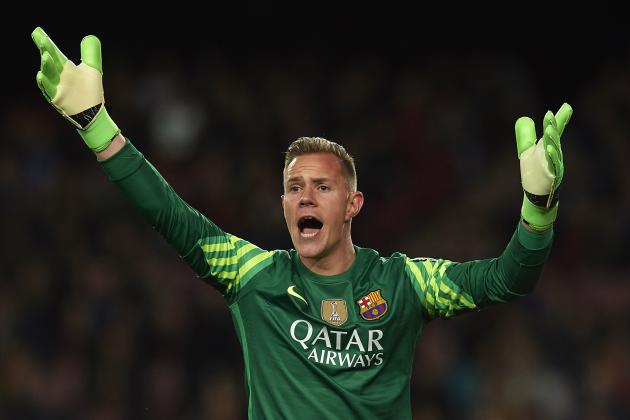 Liverpool Transfer News: Latest Marc-Andre Ter Stegen, Mario Gotze Rumours