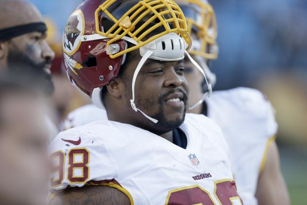 Terrance Knighton Agrees to Terms with New England Patriots