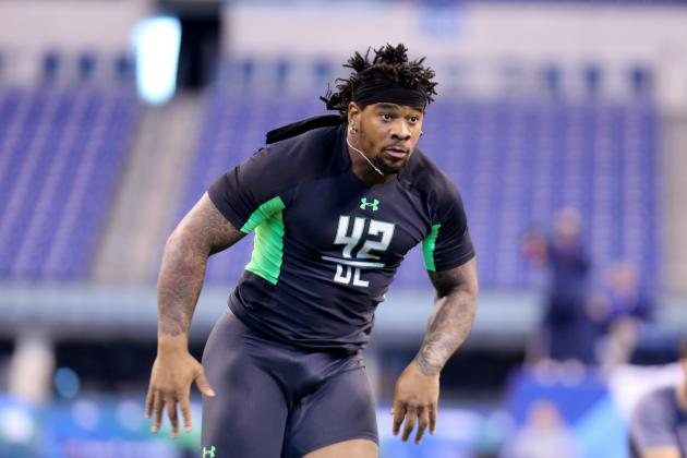 Robert Nkemdiche at Ole Miss Pro Day 2016: Photos, Video Highlights and Reaction