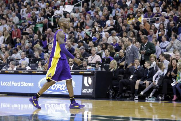 Lakers Equal Worst Loss in Franchise History with 48-Point Defeat vs. Jazz