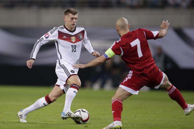Why Toni Kroos Would Be a Great Signing for Manchester City