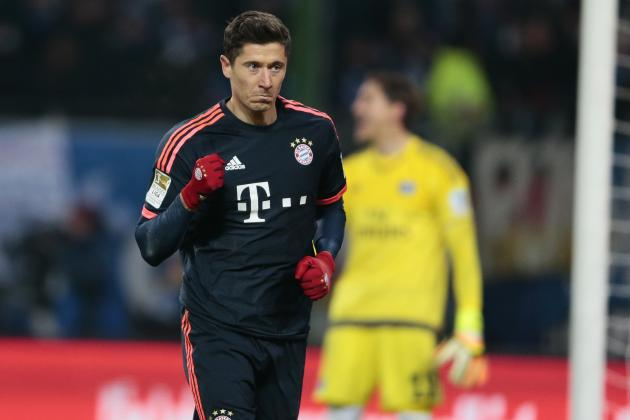 Robert Lewandowski Contract: Latest News, Rumours on Bayern Munich Negotiations
