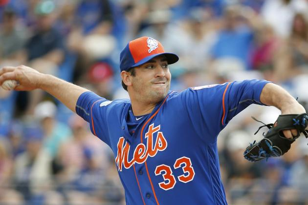 Matt Harvey Injury Update: Mets SP Reveals He Had Blood Clots in Bladder