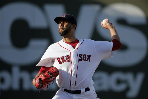 David Price Announced as Red Sox's Starter for 2016 Opening Day