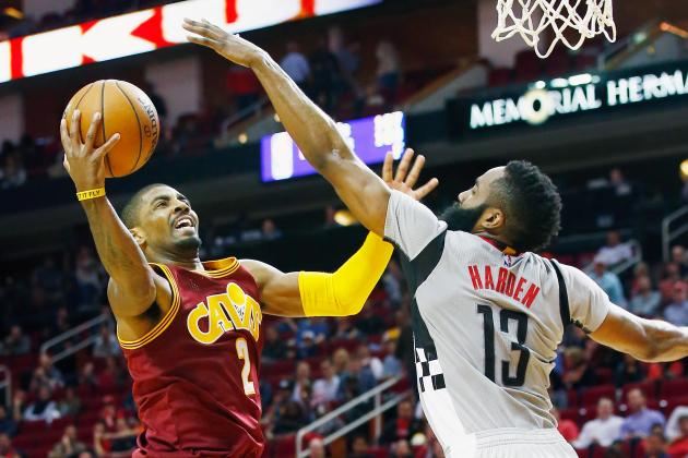 Houston Rockets vs. Cleveland Cavaliers: Live Score, Highlights and Reaction