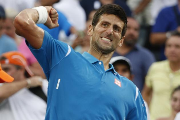 Miami Open Masters 2016 Results: Scores, Bracket and Schedule After Tuesday