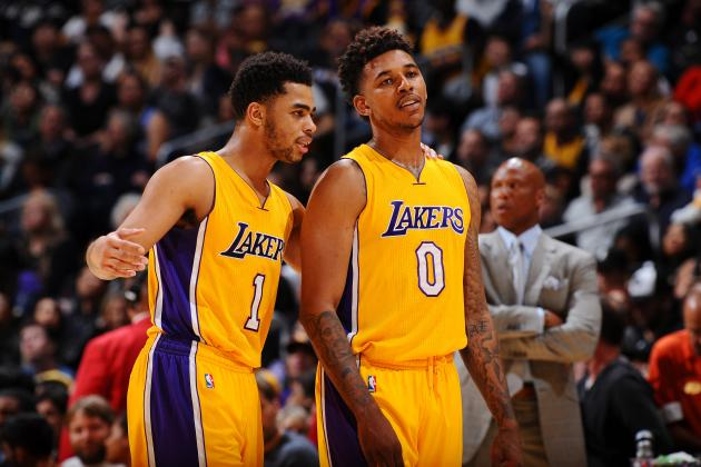 D'Angelo Russell Reportedly Being Isolated by Teammates After Taping Nick Young