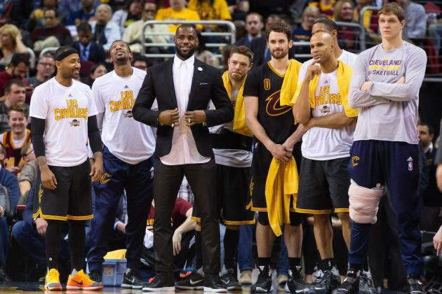 Resting LeBron James Means Cavaliers Must Be Willing to Sacrifice No. 1 Seed