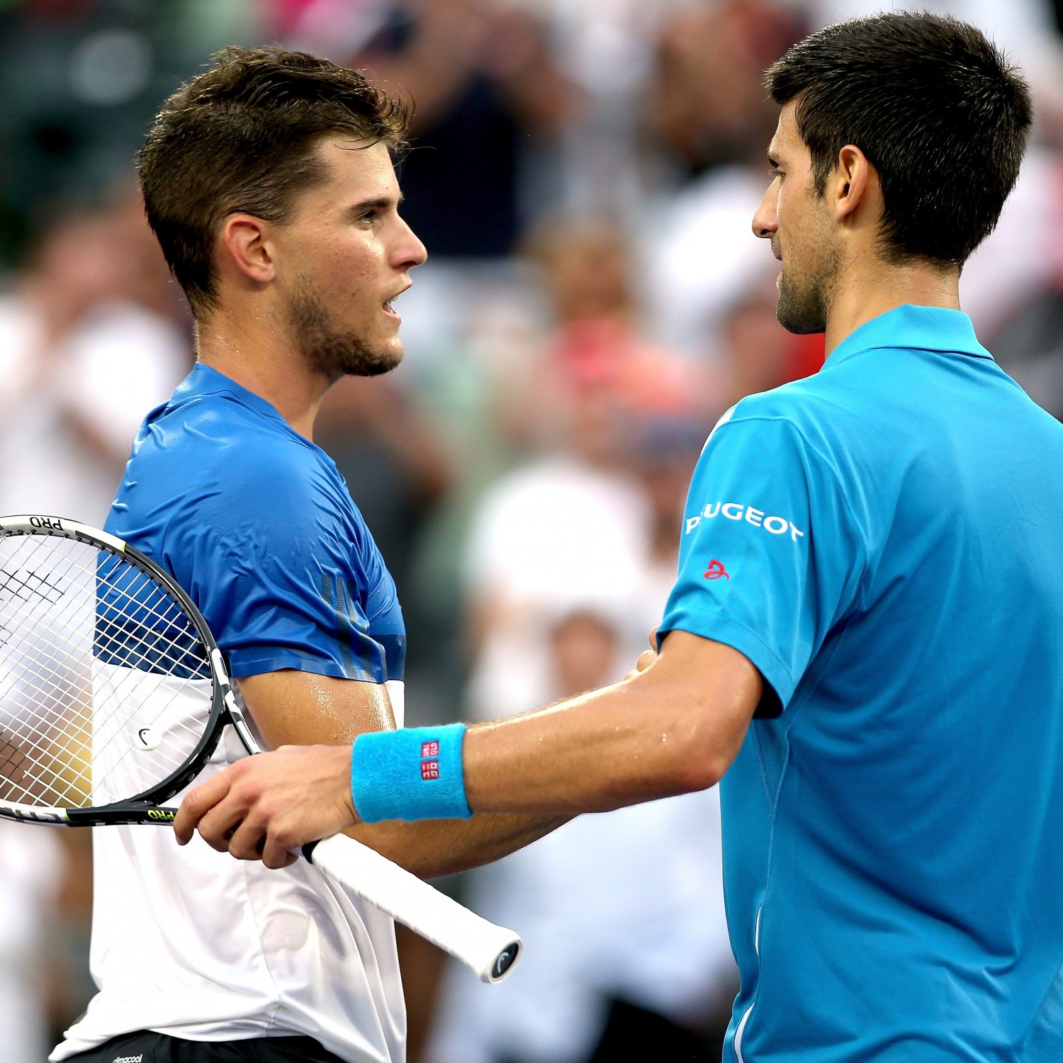 Djokovic Thiem