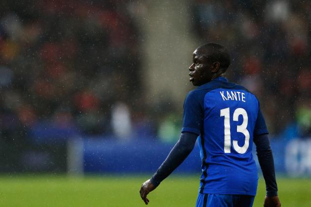 Arsenal Transfer News: N'Golo Kante Fuels Rumours, Andriy Yarmolenko Latest