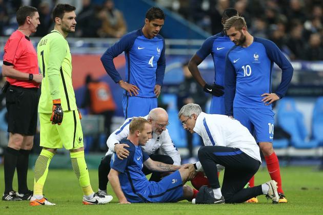 Jeremy Mathieu Injury: Updates on Barcelona Defender's Knee and Return