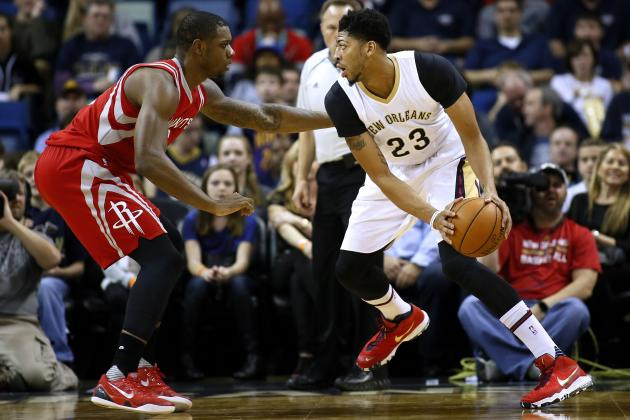 Rockets, Pelicans to Play 2 Preseason Games for NBA's Global Games China Series