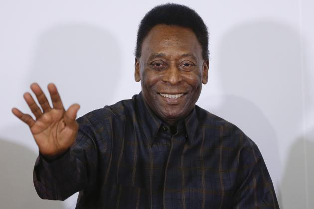 Pele Sues Samsung for Using Lookalike in New York Times Advertisement
