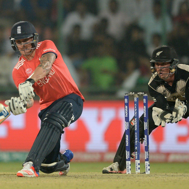 Icc World T20 2016 Results New Zealand Vs England Score