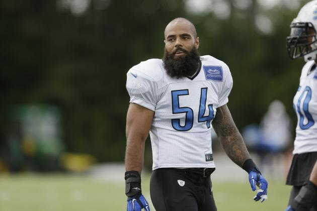 DeAndre Levy Comments on Potentially Having CTE, Dangers of Football