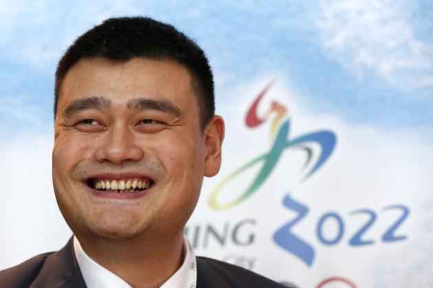 Yao Ming Reportedly to Be Inducted into Basketball Hall of Fame
