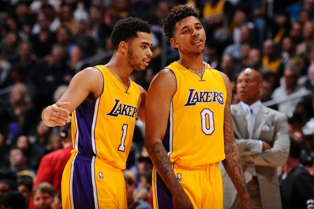 Lakers' D'Angelo Russell-Nick Young Drama All Too Predictable Outcome for Both