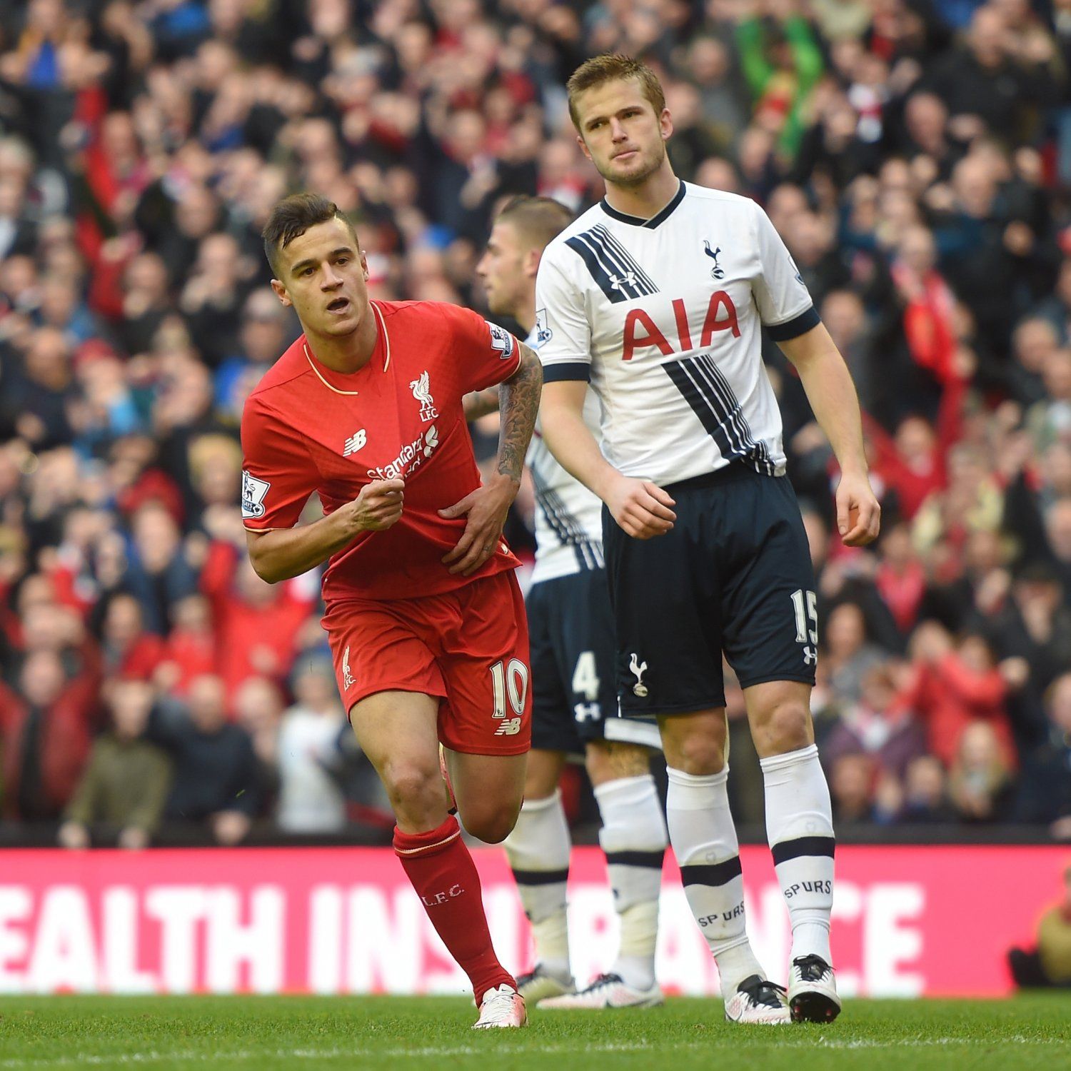 Chelsea Vs Tottenham Score Reaction From 2016 Premier: Liverpool Vs. Tottenham: Score, Reaction From 2016 Premier