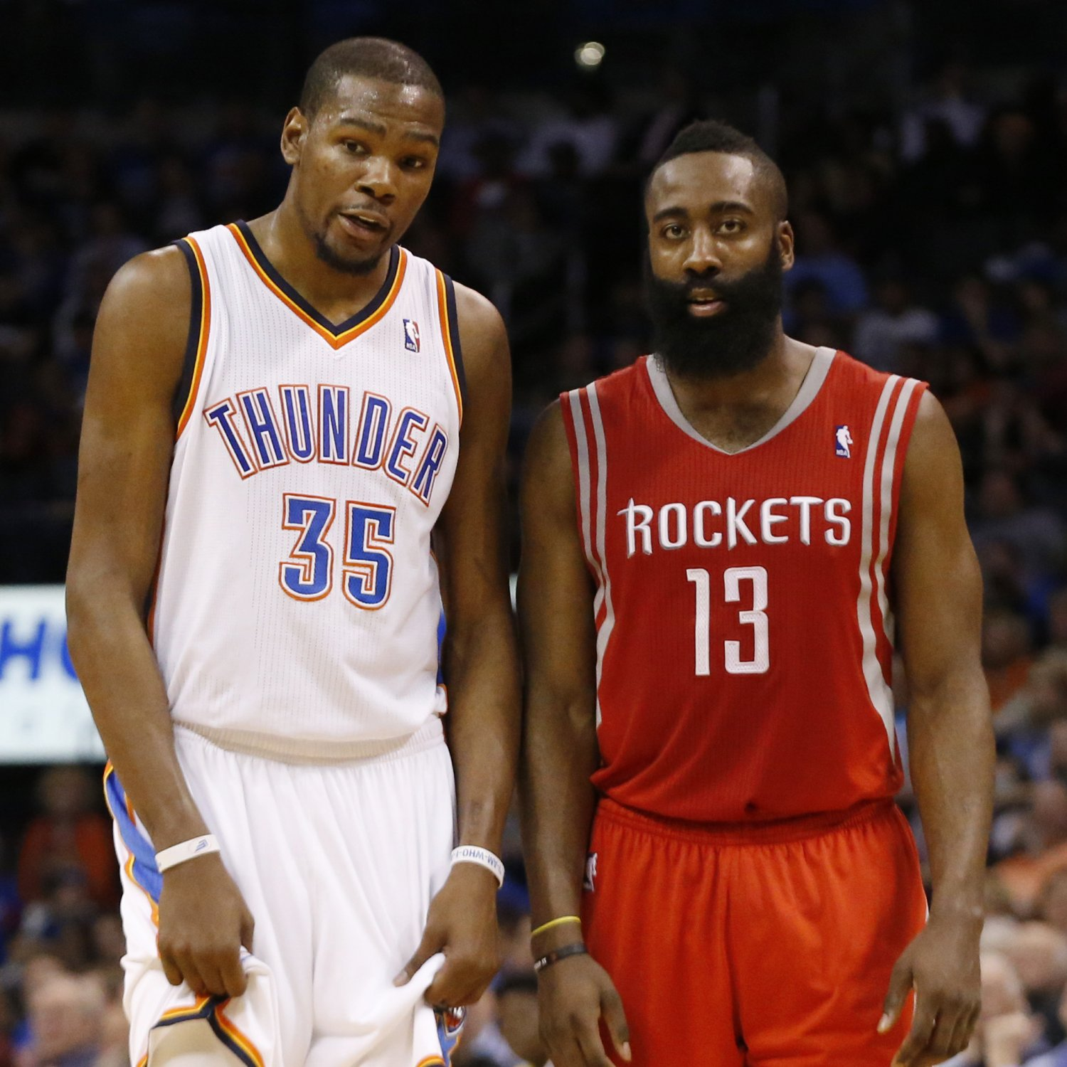 Houston Rockets Vs Okc: OKC Thunder Vs. Houston Rockets: Live Score, Highlights