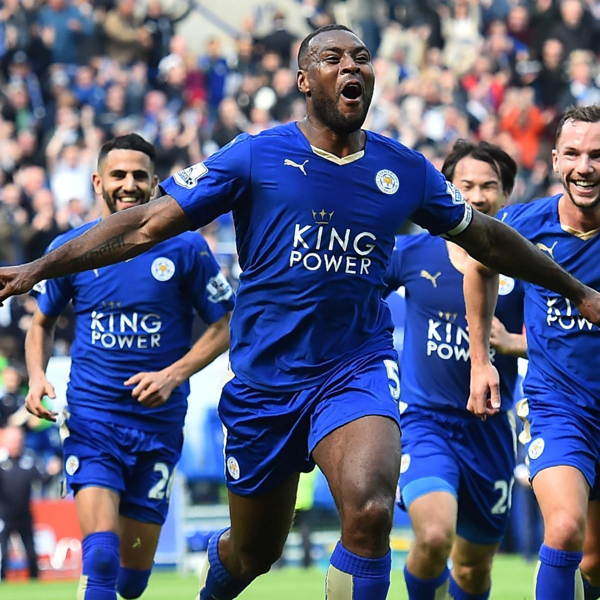 Premier League Results: 2016 EPL Week 32 Scores, Table and ...