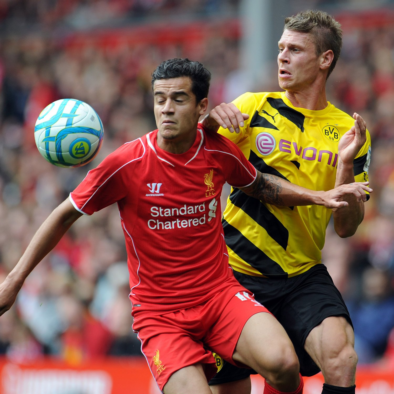 liverpool vs dortmund - photo #22