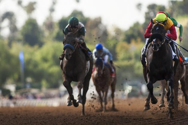 Santa Anita Derby 2016 Tv Schedule Post Positions Odds