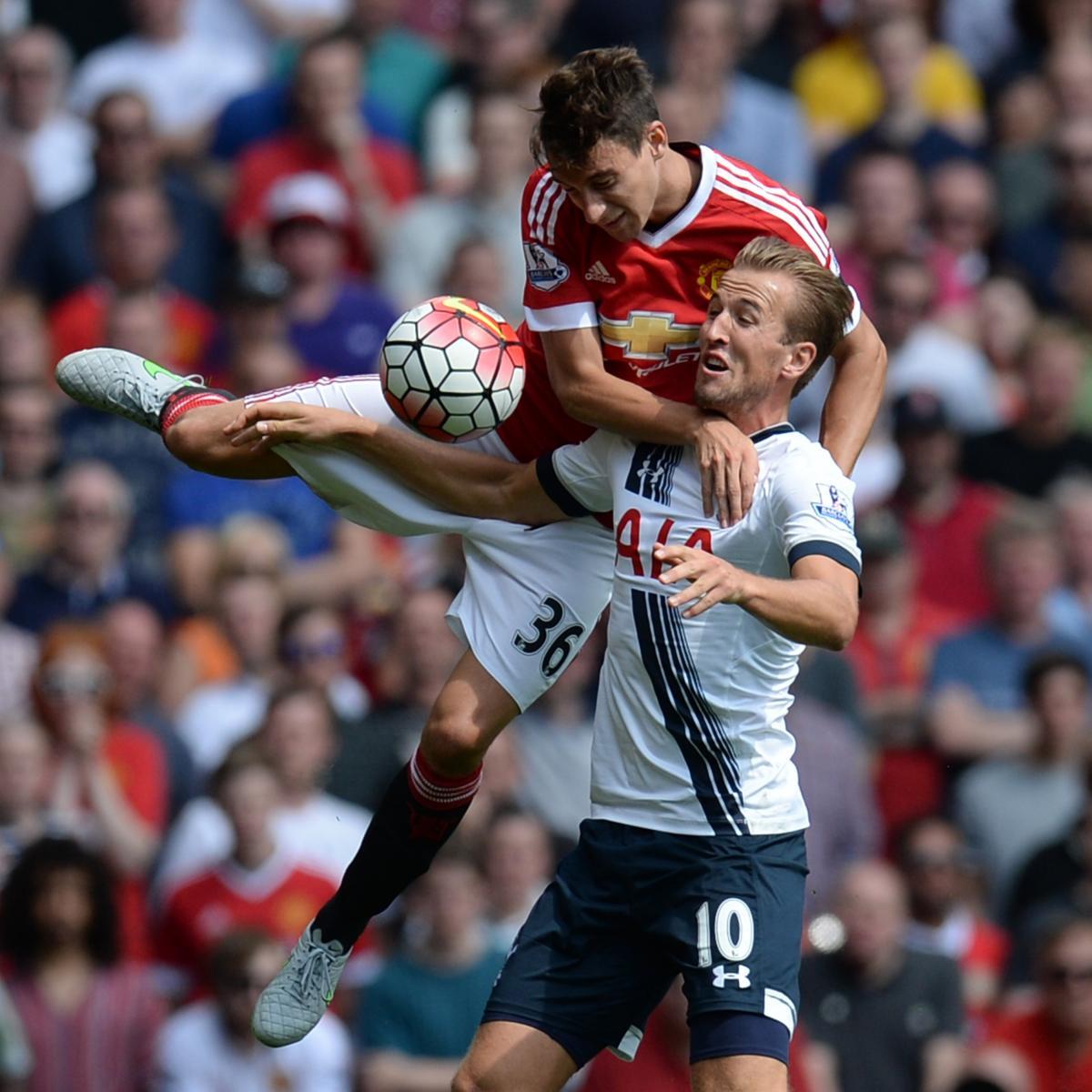 Tottenham Vs. Manchester United: Team News, Live Stream