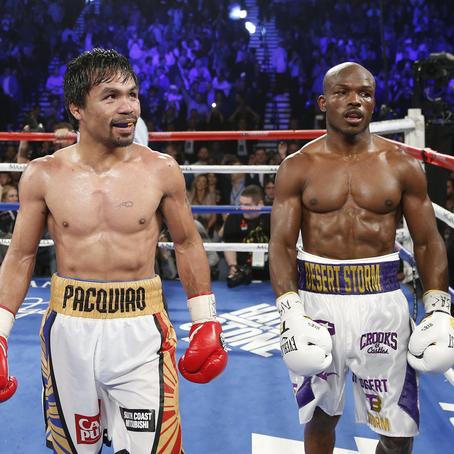 Pacquiao vs. Bradley Results: Winner, Twitter Reaction ...