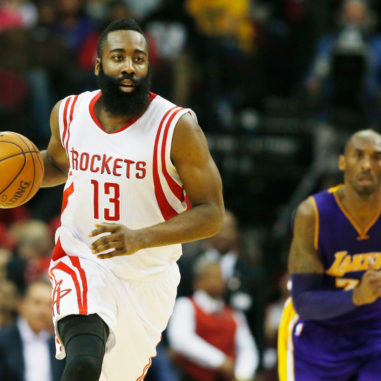 Houston Rockets X Lakers: Los Angeles Lakers Vs. Houston Rockets: Live Score