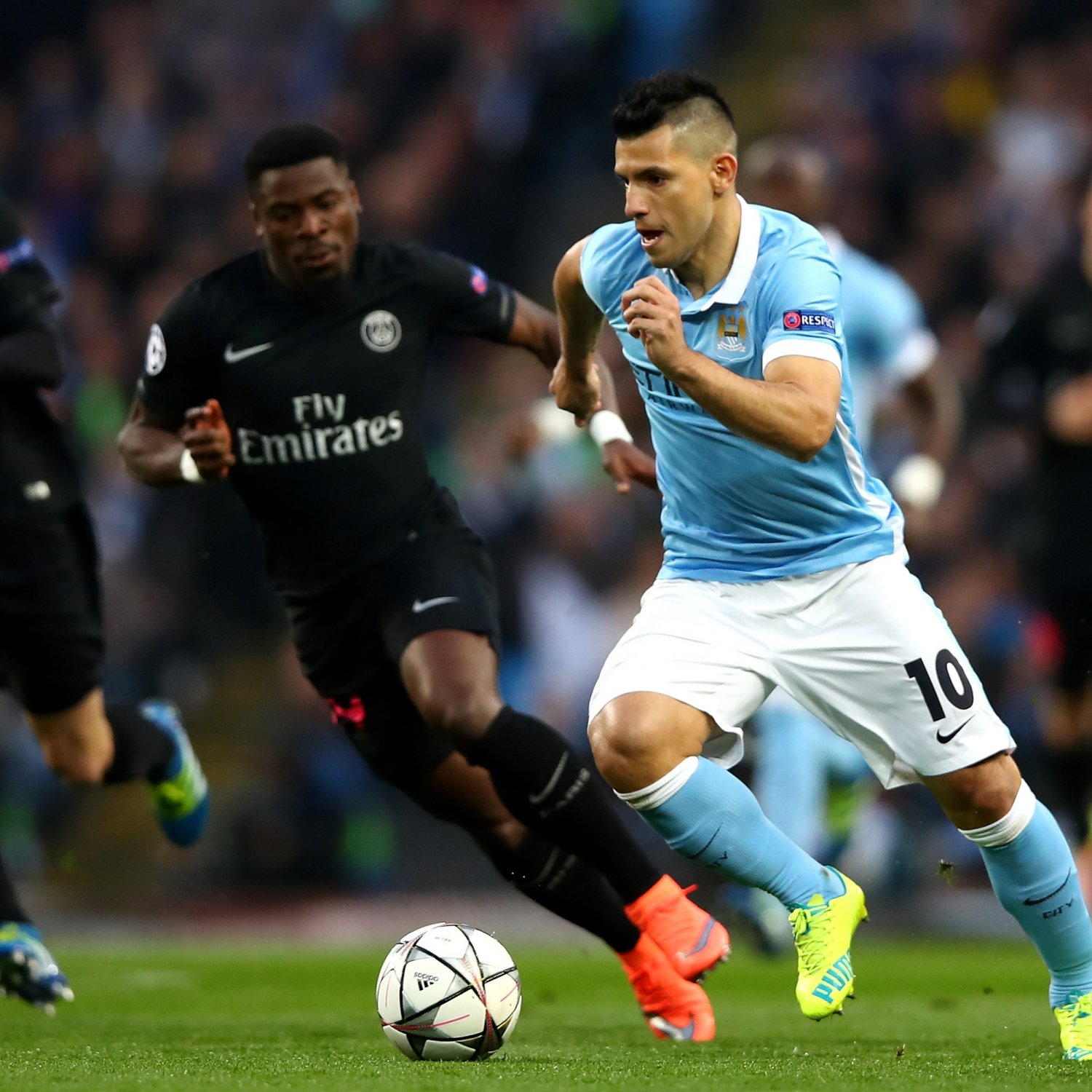Psg Vs Manchester City Live Score Highlights From