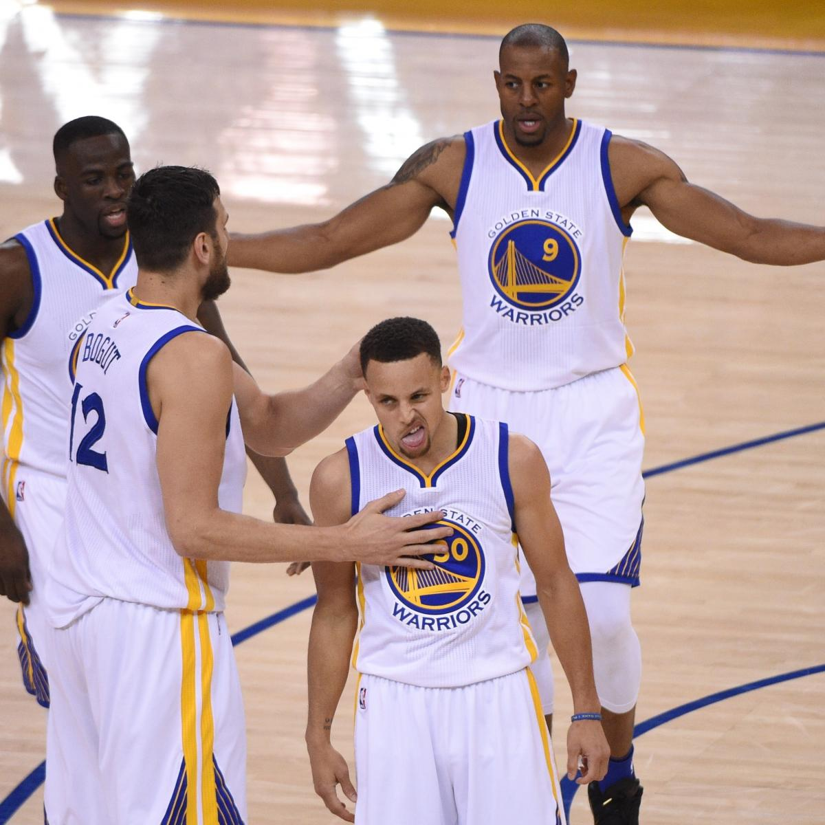 Warriors And Rockets Game Live Stream: NBA Playoff Schedule 2016: TV Guide, Live Stream Coverage