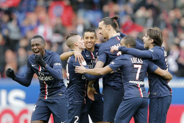 psg vs caen team news preview live stream and tv info bleacher report. Black Bedroom Furniture Sets. Home Design Ideas