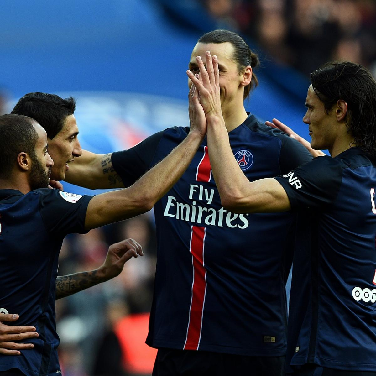 PSG Vs. Caen: Winners And Losers From Ligue 1 Game