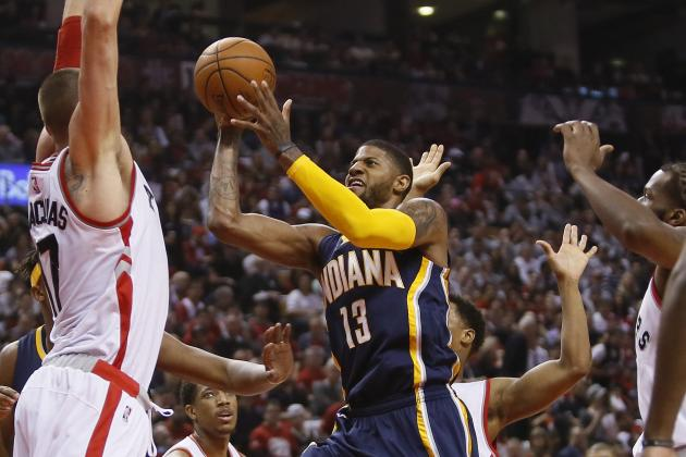 Pacers vs. Raptors: Game 1 Score and Twitter Reaction from ...