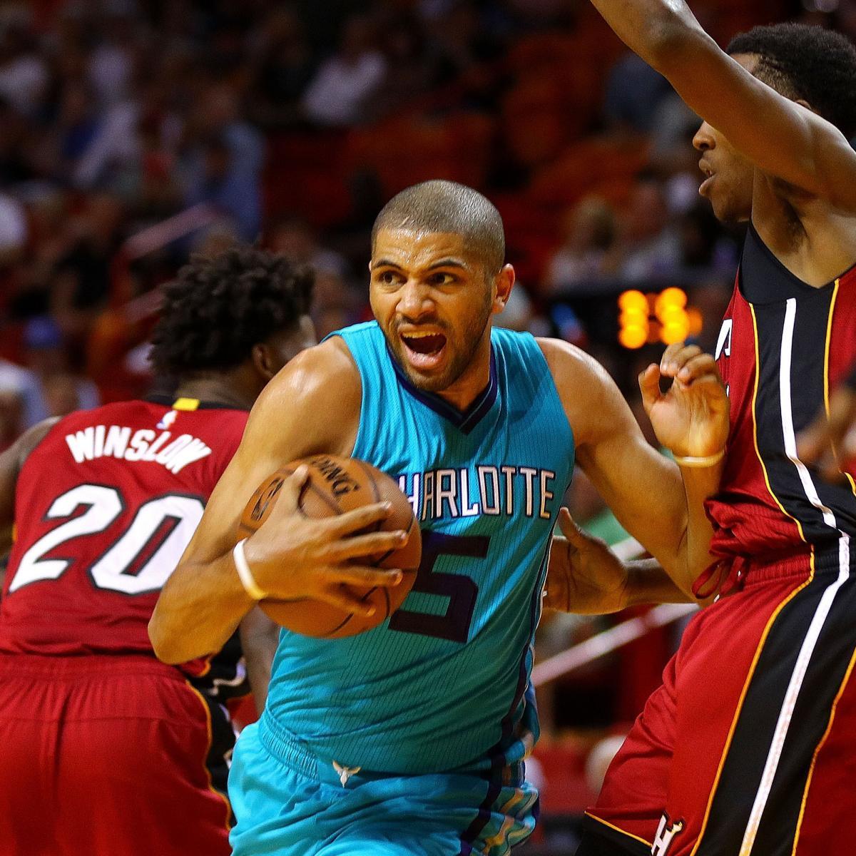 Warriors Vs Heat Live Stream Reddit: Charlotte Hornets Vs. Miami Heat: Live Score, Analysis For