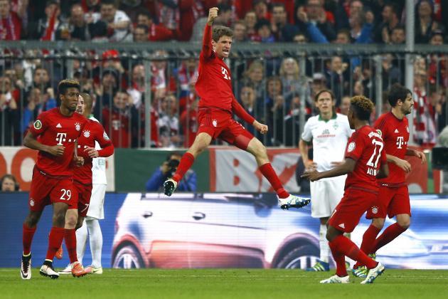 Werder Bremen Vs Bayern MГјnchen