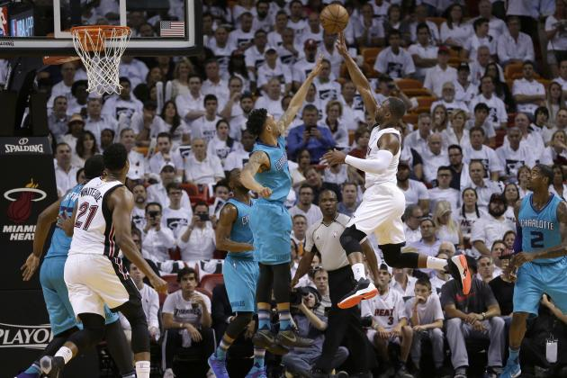 Hornets vs. Heat: Game 2 Score and Twitter Reaction from 2016 NBA Playoffs
