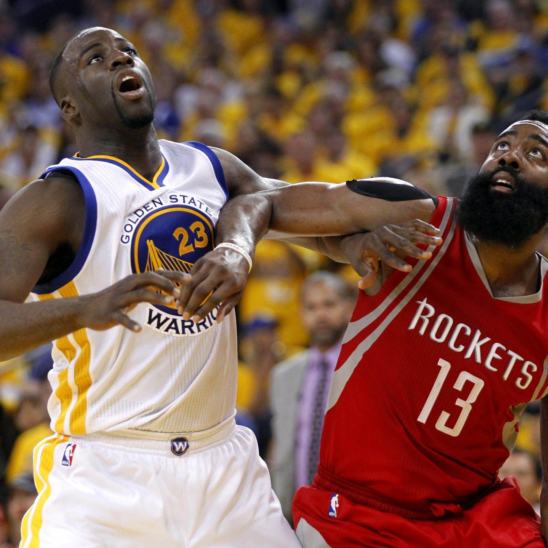Rockets Vs Warriors Games: Golden State Warriors Vs. Houston Rockets: Live Score