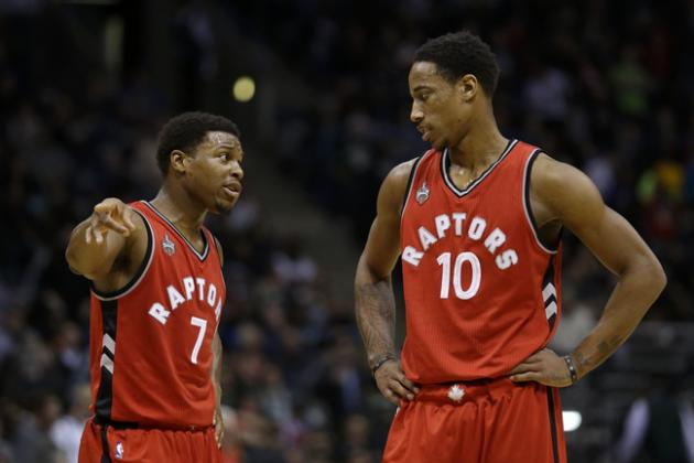 DeMar DeRozan, Kyle Lowry Finally Step Up to Carry Toronto Raptors