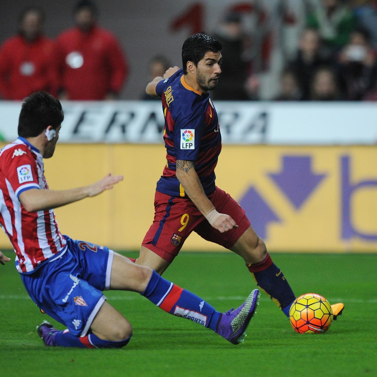 Liverpool V Barcelona Live Matchday Blog: Barcelona Vs. Sporting Gijon: Live Score, Highlights From