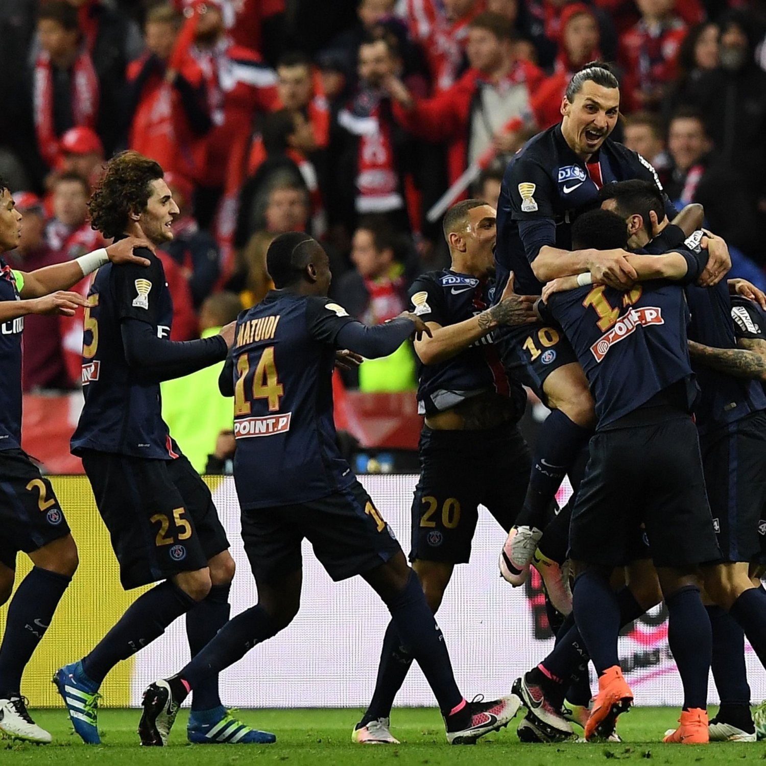 Arsenal Vs Psg Score Reaction From 2016 Champions: PSG Vs. Lille: Score, Reaction From 2016 Coupe De La Ligue