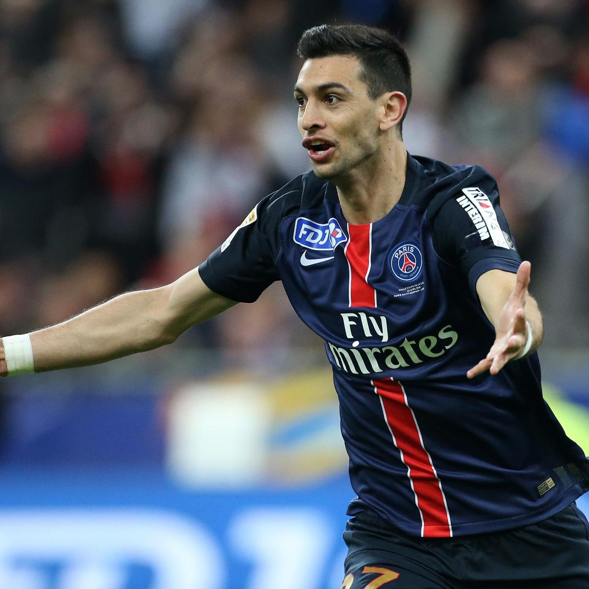 Javier Pastore: Javier Pastore Reminds Us Of His Class In PSG's French