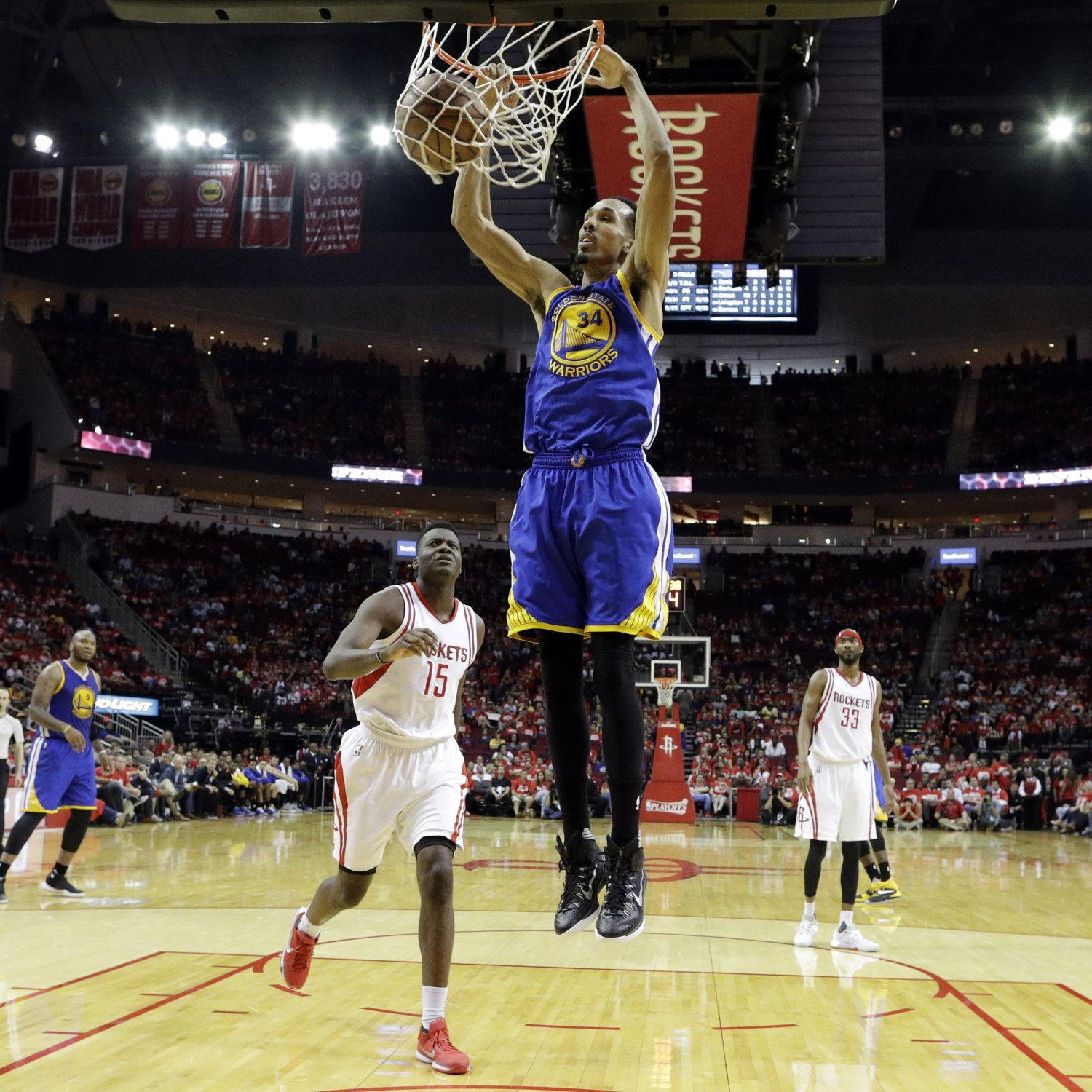 Warriors Vs Rockets Live Stream Game 3: Warriors Vs. Rockets: Game 4 Video Highlights And Recap